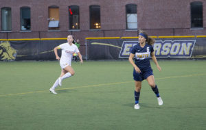 Jess Frost has scored two game-winning goals for the Lions. BETHANY HAMLIN / BEACON STAFF