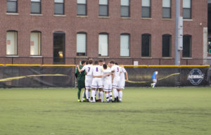 Men's soccer recap: Harkin realistic after disappointing season