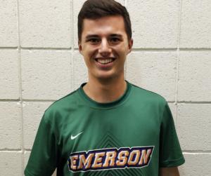 Freshman goalkeeper gets starting experience