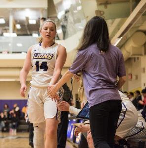 Women's basketball: Opportunity led to Foultz's scoring breakout