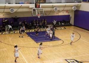 Women's basketball grabs key NEWMAC win over Coast Guard