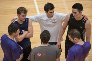 Scouting the freshmen: Setters could relieve pressure on Rusk