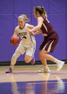 Women's basketball: Springfield sweeps Emerson with road win