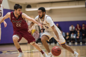 Men's basketball: Lions down Clark in OT thriller
