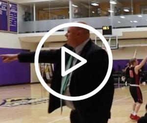 WATCH: Emerson men's basketball beats Clark in OT