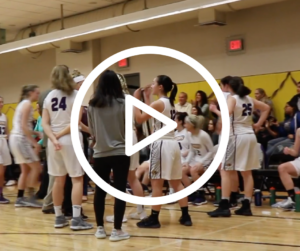 WATCH: Women's Basketball victorious on senior day