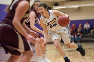 Recent wins push women's basketball team toward playoffs