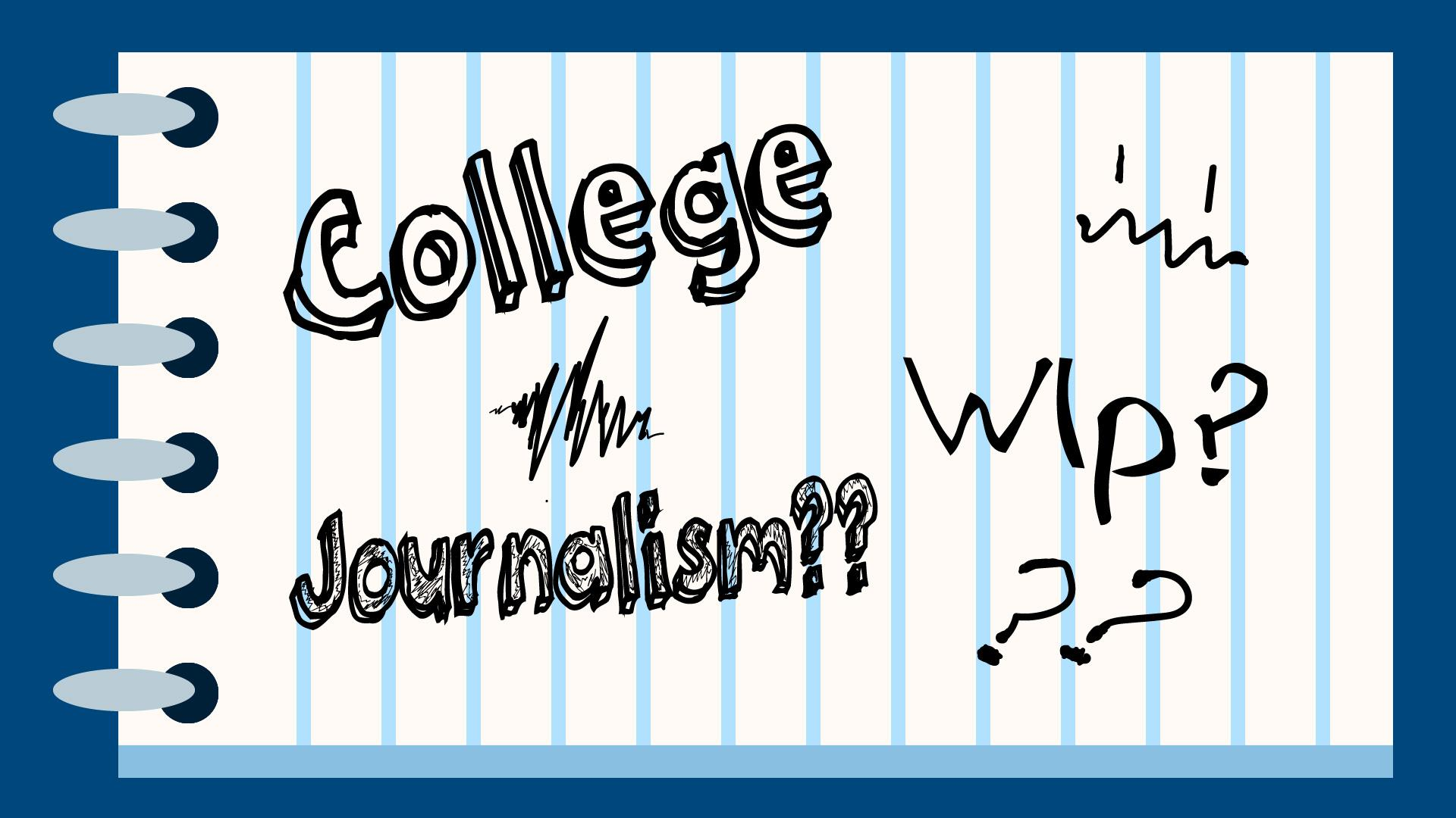 College comes with a million questions that can be confusing and intimidating. Illustration by Ally Rzesa / Beacon Staff