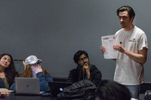 SGA signs onto Divest Emerson campaign