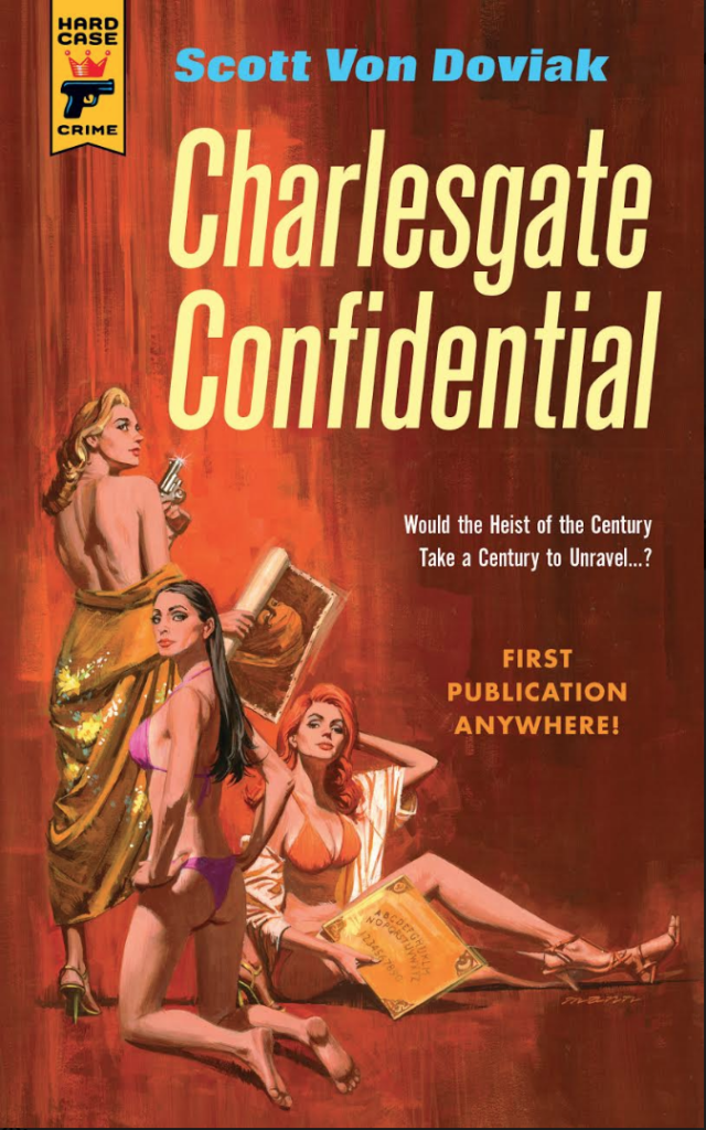 Charlesgate+Confidential+will+be+released+on+Sept.+18.+Photo+courtesy+of+Scott+Von+Doviak.