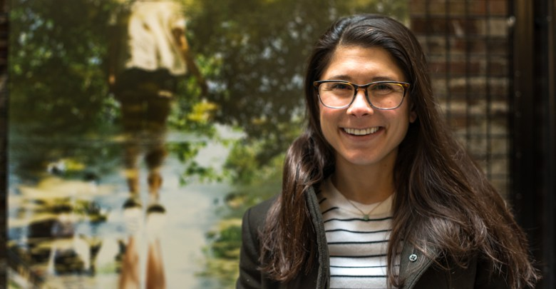 Amy+Elvidge%2C+former+sustainability+coordinator%2C+left+the+college+for+a+position+at+Boston+University.+