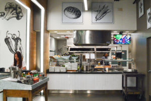On-campus food establishments receive violations following management switch