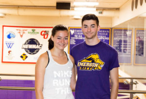 Lynch siblings reunited on cross country team