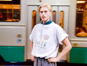 MBTA stations screen student commercials