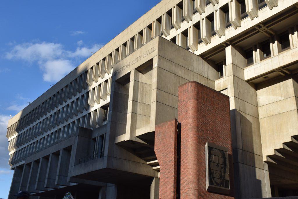 Bostons City Hall