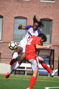 Late goal sinks men's soccer against WPI