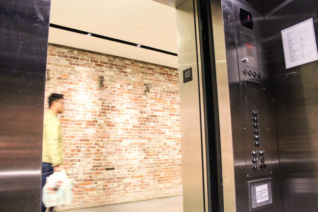ECPD responded to three Paramount elevator incidents in one week. Annissa Gardizy / Beacon Staff