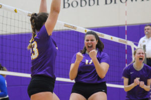 Women's volleyball set to close out season after injuries