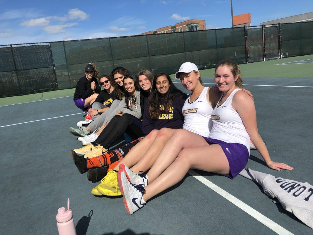 The+women%27s+tennis+team+finished+its+fall+season+with+a+2-2+record.+Photo+by+Maximo+Lawlor+%2F+Beacon+Correspondent