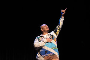 Review: ArtsEmerson's one-man show documents realities of DACA