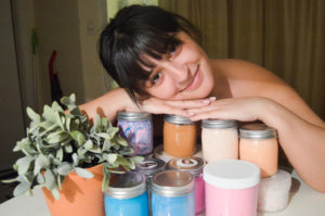 Pop, crackle, squish: student creates successful slime business