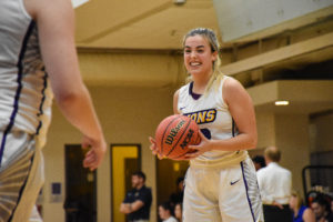 Women's basketball finishes winter break with 2-2 record