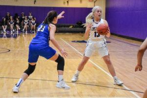 Women's basketball rebuilds team after loss of key seniors