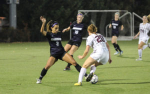 Women's soccer loses NEWMAC semifinal to Springfield