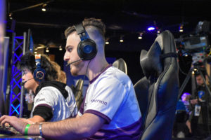 Watch: Esports team competes in Boston Uprising Collegiate Cup tournament