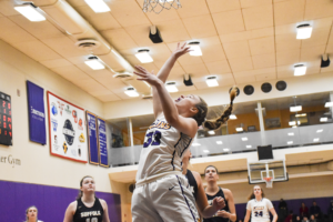 Boyle joins 1,000 point club in win over Mount Holyoke