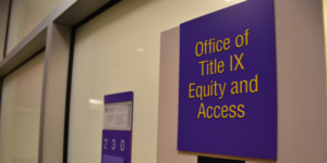 Proposed Title IX changes may affect college policies if passed