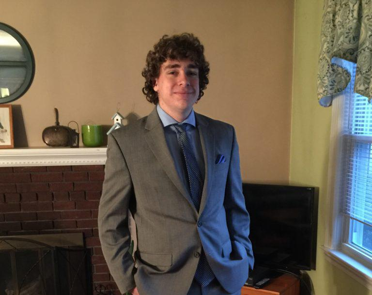 Lucas Flint passed away on Dec. 18 after being struck by a drunk driver. Courtesy of Susan Flint.