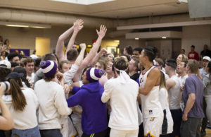 Watch: Men's basketball beats WPI to secure first NEWMAC title
