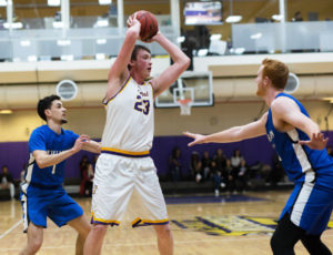 Recap: Men's basketball caps off season with first NCAA tournament appearance