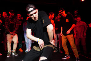 Dance battle winners take home $1,000 cash prizes