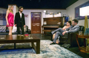 Alumnus writes off-Broadway play overnight