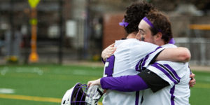 Men's lacrosse seeks to break NEWMAC losing streak