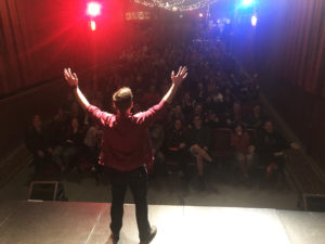 Alumnus comedian finds success on YouTube