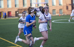 Women's lacrosse holds 0-7 record following loss on senior day