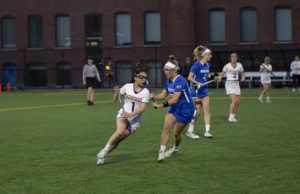 Women's lacrosse loses to Mount Holyoke for second straight year