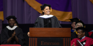 Sit Down with Commencement Speaker Soledad O'Brien