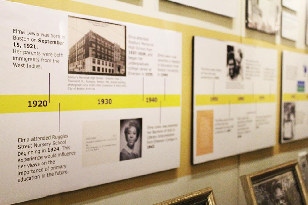 Elma Lewis' long legacy of high standards: Over decades, new center's namesake spread the arts