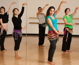 New belly dancing class brings a taste of the Middle East to campus