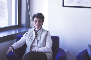 Vice President for Equity and Social Justice Sylvia Spears.