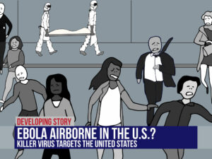 American media infected by sensationalist ebola coverage