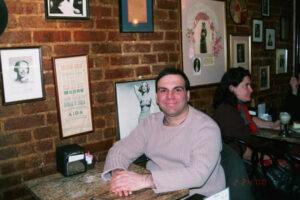 James Berkowitz joins literary community in Los Angeles