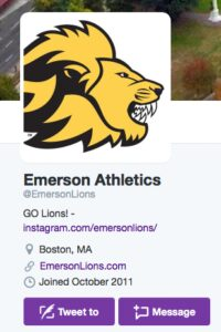 Athletic department transforms fans into followers