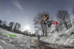 Sheppard sets his sights on snowboarding squad