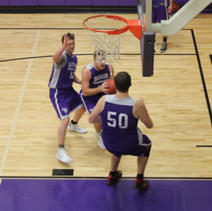 Men's basketball looks to emphasize experience on court