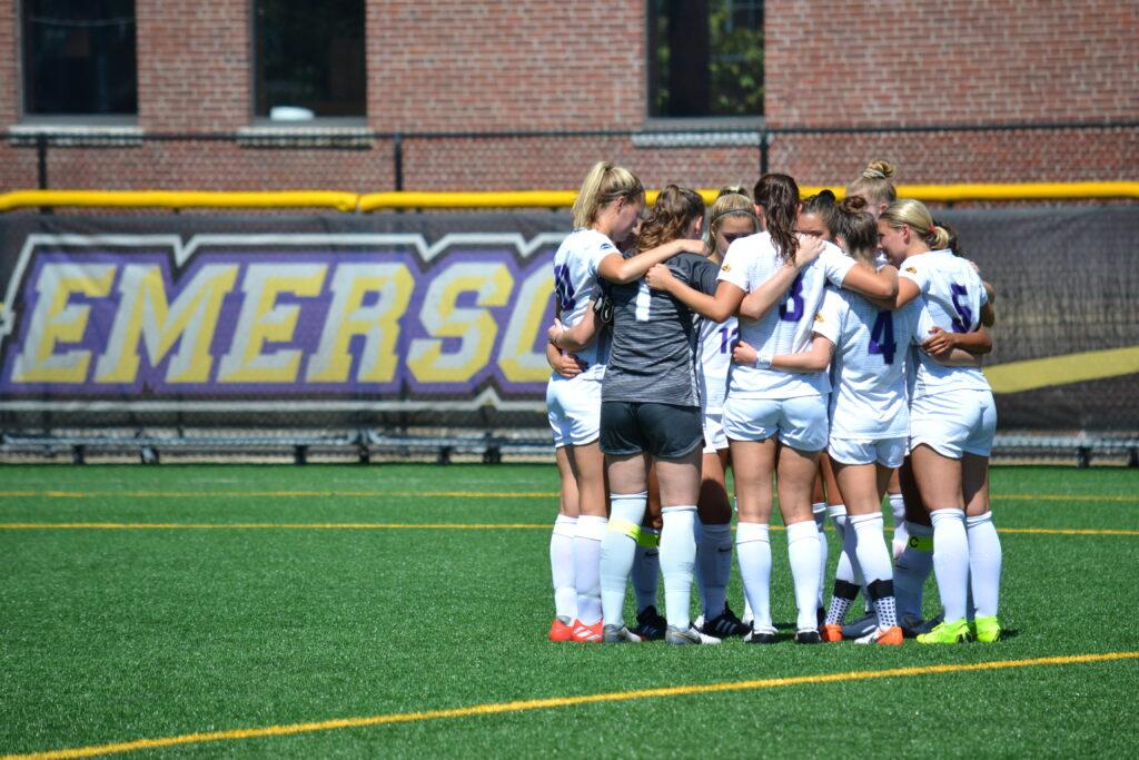 Freshmen+Ainslee+MacQuarrie+and+Sage+Stack+scored+their+first+collegiate+goals+in+the+Lions%27+home+opener+on+Aug.+30.+Photo+by+Carol+Rangel+%2F+Beacon+Correspondent+